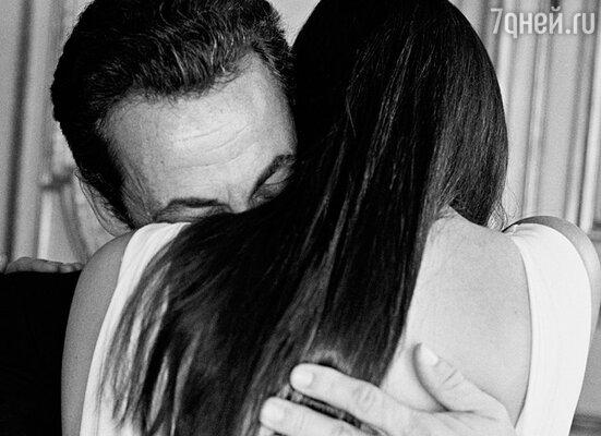 Николя Саркози и Карла Бруни. Фотовыставка актера Венсана Переса «От Владивостока до Парижа»