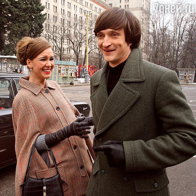 Ирина Старшенбаум и Юрий Чурсин