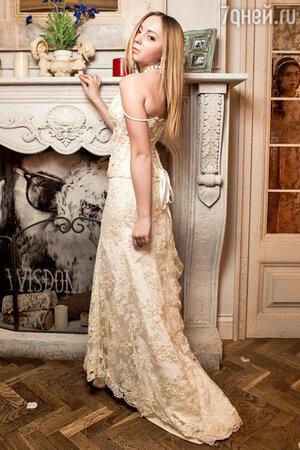 Свадебное платье от Елены Жуковой