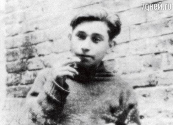 Миша Светин. Киев, 1940-е годы