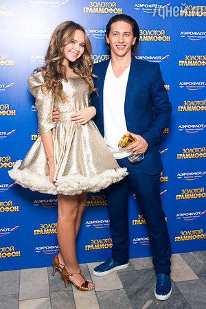 Стеша Маликова и Юрий