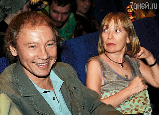 Ташков и Коренева много вместе снимались, ездили на гастроли
