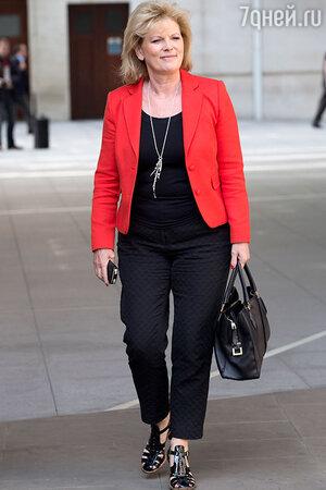 Министр обороны Великобритании Анна Субри