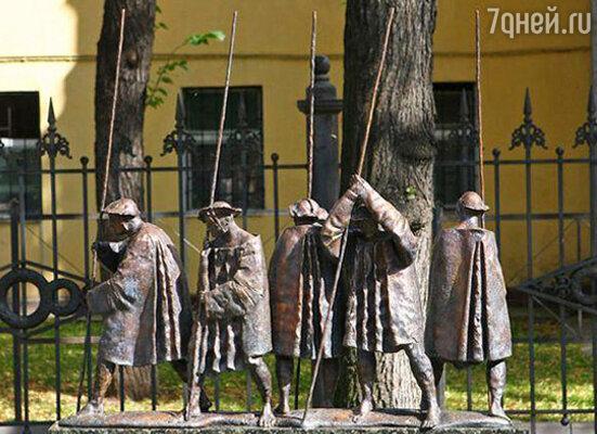 Выставка «Современная скульптура в усадьбе на Волхонке»