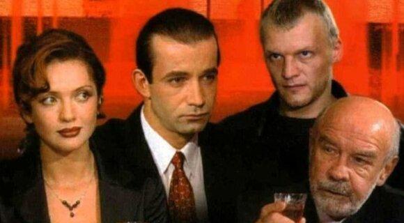 «Бандитский Петербург»: как выглядят актеры культового российского сериала сейчас
