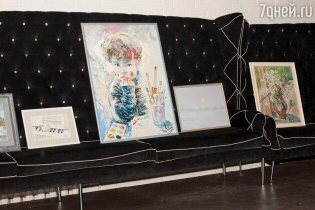 Лоты, представленные на аукционе