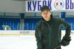 Андрей Мерзликин стал хоккейным тренером