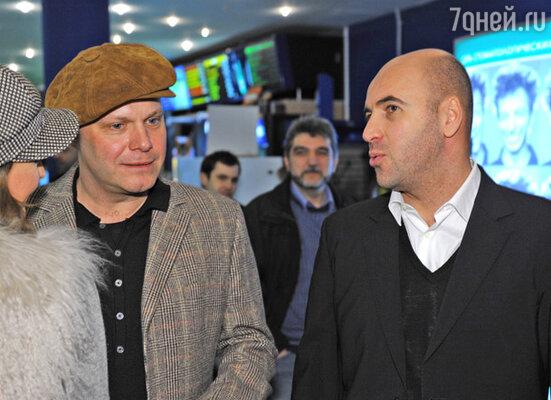 Алексей Кортнев и Ростислав Хаит