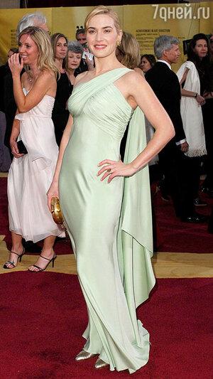 Кейт Уинслет на 79-й  церемонии «Оскар». 2007 год