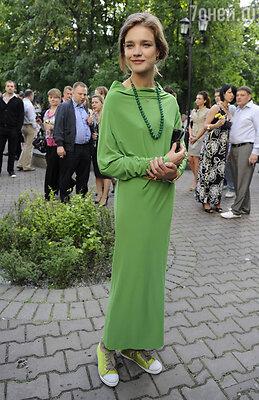 Церемония вручения премии «Серебряная калоша». Москва, 2010 г.