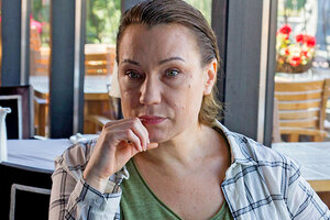 Ольга Тумайкина научилась молниеносно принимать решения