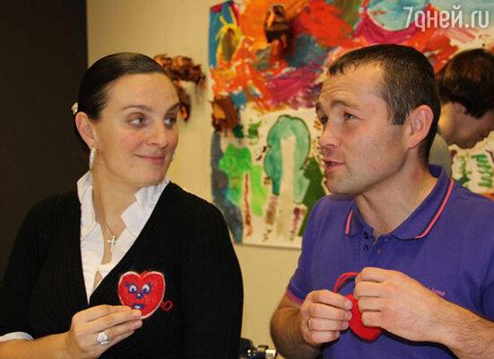 Елена Ваенга и Дмитрий Кириллов