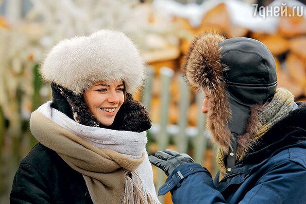 Марина Александрова и Сергей Безруков
