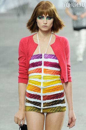 Модель Chanel