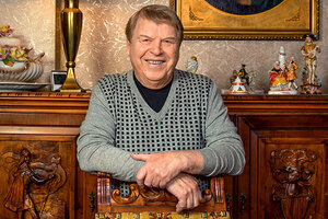 Михаил Кокшенов: «Мама считала, что бабам от меня нужны только деньги»