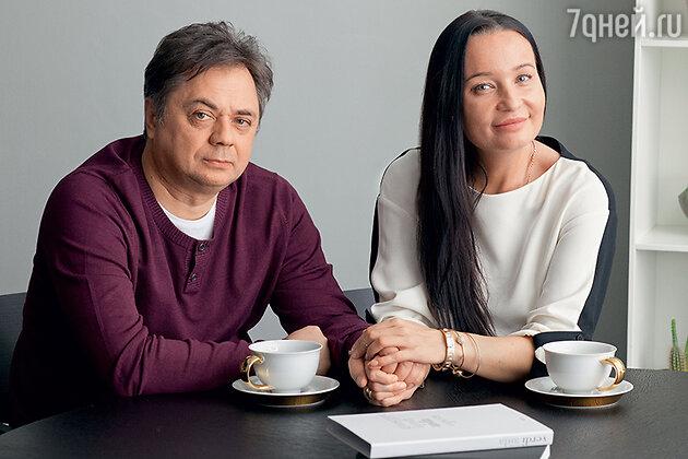 Андрей и Анастасия Леоновы