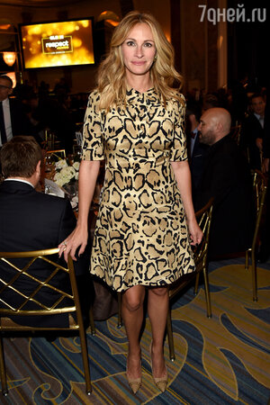 Джулия Робертс в платье от Gucci