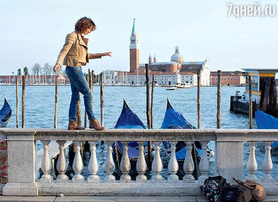 Елена Подкаминская в Венеции