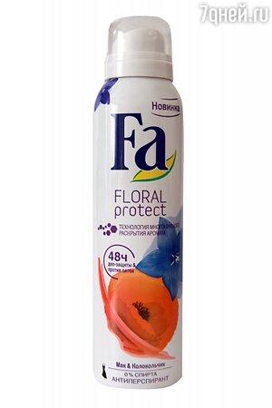 Антиперспирант Floral Protect от Fa