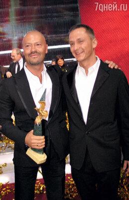 Встречаясь на торжественных мероприятиях, Федор Бондарчук и Степан Михалков с удовольствием вспоминают  свои юношеские проказы. На вручении премии «Золотой орел»