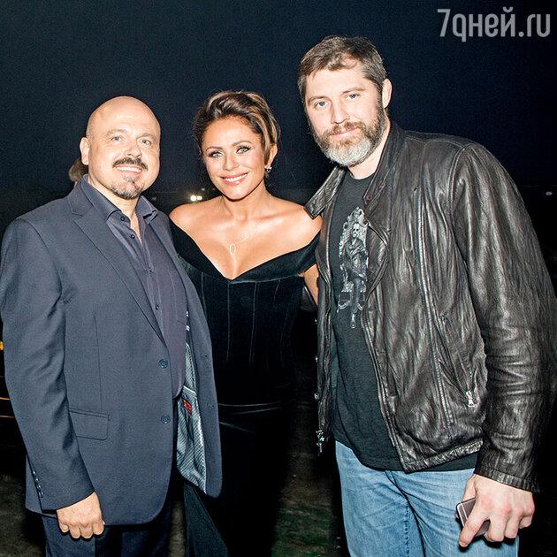 Уолтер Афанасьеф, Юлия Началова и Александр Фролов
