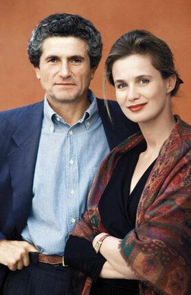 Моя вторая жена Мари-Софи — исключительная женщина, она подарила мне троих чудесных детей