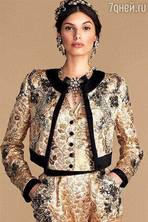 Украшения в стиле Dolce@Gabbana