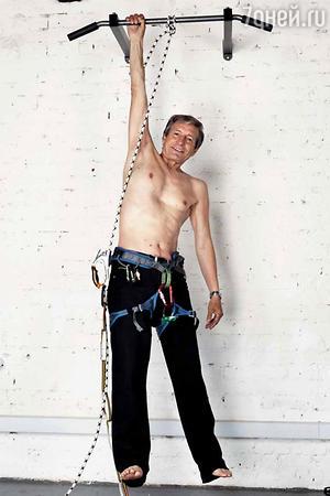 Иван Душарин, который в 64 года покорил самые высокие горы мира