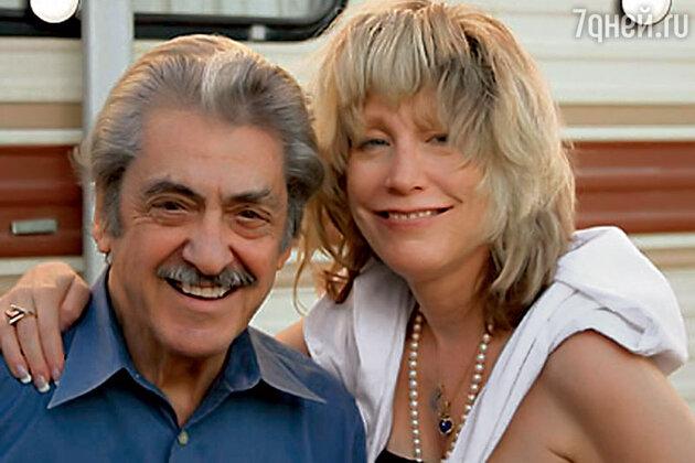 Отец Аль Пачино  с женой