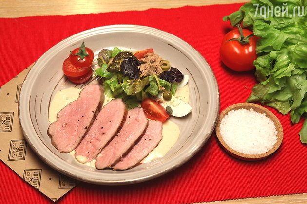 Тальятелле с крем-соусом из тунца: рецепт от ведущей Елены Усановой