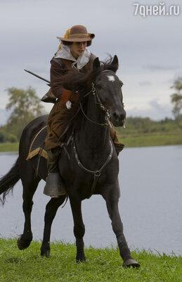 С лошадьми я столкнулся в первый раз. И надо сказать, это была масса удовольствия, я просто влюбился в этих животных, проникся ими