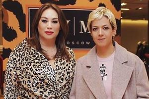 Алла Вербер начала продавать в Москве леопардов