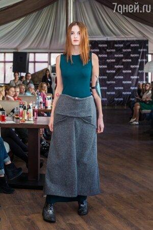 Коллекция одежды осень-зима-2013 дизайнер Катя Штерн