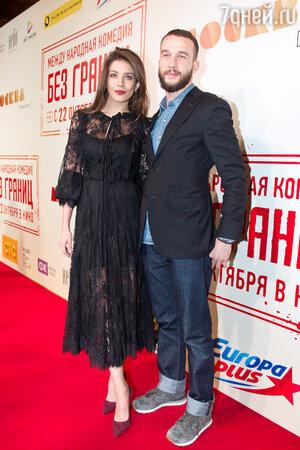 Анна Чиповская и Даниил Сергеев