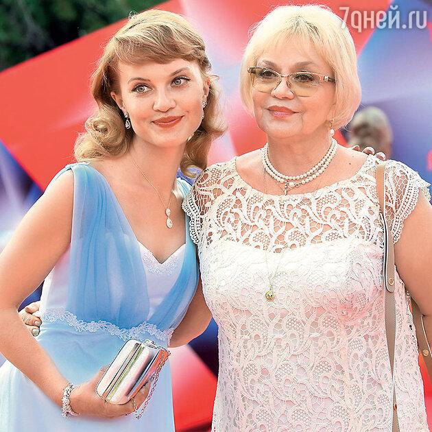 Ирина Шевчук и Александра Афанасьева-Шевчук