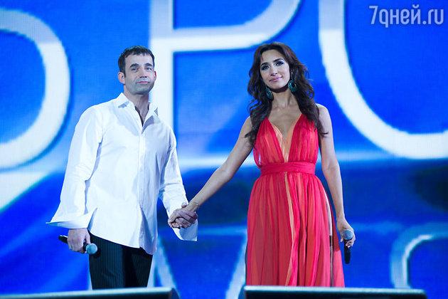 Дмитрий Певцов и Зара