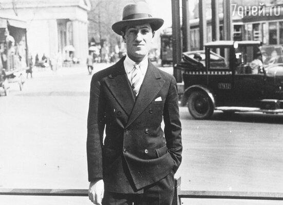 За Гершвином тянулся шлейф удачливости, деньги он мог швырять, словно песок. Берлин, 1928 г.