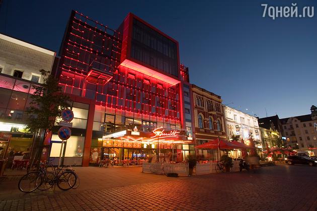 Район Санкт-Паули, Гамбург
