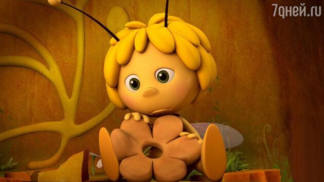 Кадр из фильма «Пчелка Майя»