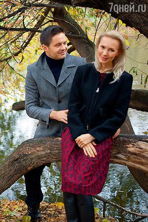 Сергей и Наталья Волчковы
