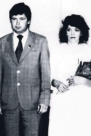 Свадьба родителей Веры Брежневой