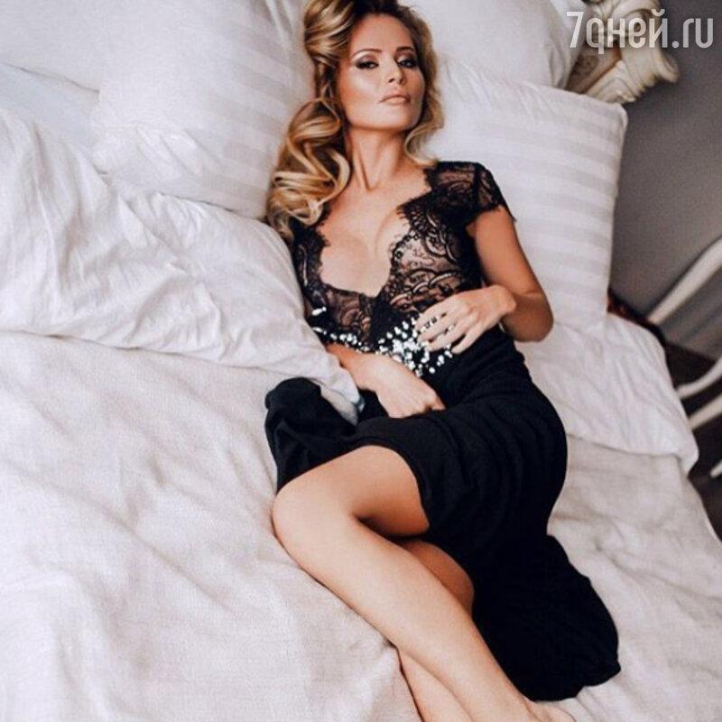 Через полтора месяца после развода Дана Борисова снова собирается под венец