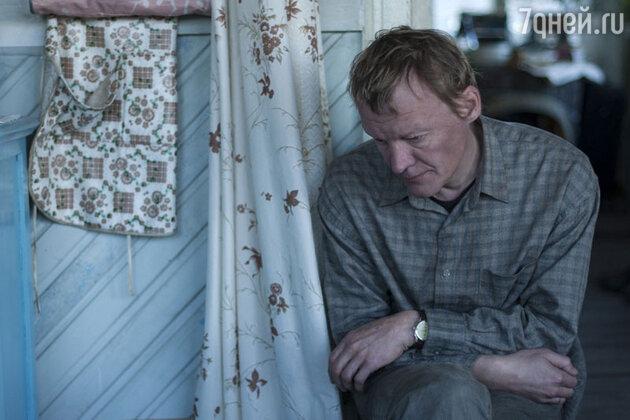 Алексей Серебряков в фильмае «Левиафан»