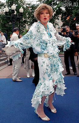 Открытие Московского международного кинофестиваля, 2005 г.