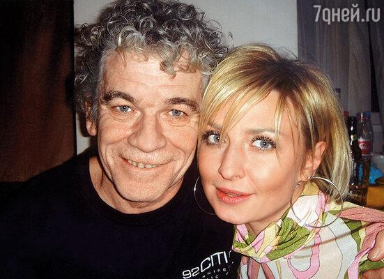 С легендарным рокером Дэном Маккаферти из группы Nazareth