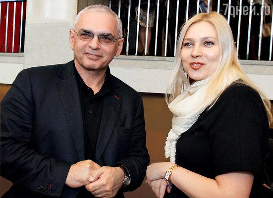 С Дарьей Майоровой — третьей женой