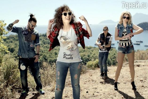 Клип группы БАНД'ЭРОС на песню «Все в Сети» 2014