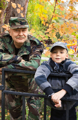 У мамы растет правнук, его зовут Владимир Ивашов