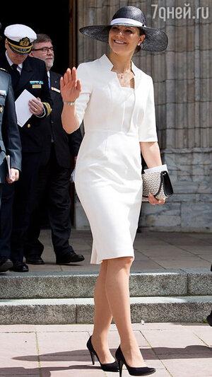 Принцесса Виктория Шведская