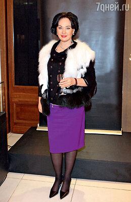 Вручение премии имени Греты Гарбо. 2009 г.